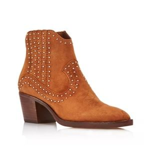 Sassy Studded Dolce Vita Booties